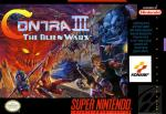 Contra III - The Alien Wars Box Art Front